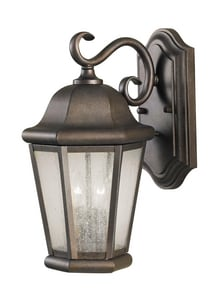 Murray Feiss Industries 14-1/2 in. 1-Light Wall Bracket Lantern MOL5901