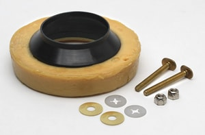 PROFLO® Plastic Ring With Horn & Bolt Kit PFWRWHWB