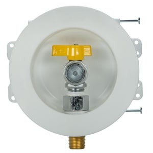 Water-Tite 1/2 in. Mini Outlet Box for Iron Pipe/Cont. Pack IPS88107