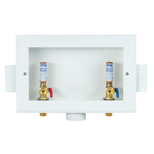 IPS Corporation Guy Gray™ 3 in. MIP x PVC Washing Machine Outlet Box with 2 in. Drain I82158