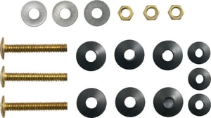 Kohler Tank Bolt Accessory Pack in Brass KGP52050