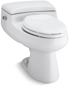 Kohler San Raphael™ 1 gpf Elongated Toilet K3597