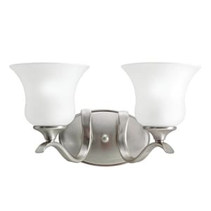 Kichler Lighting Wedgeport 2-Light Bath Light KK5285