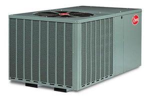 Rheem 3.5 Tons 13 SEER Horizontal Packaged Heat Pump RQNMA042JK015