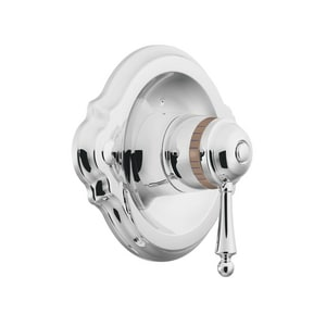 Moen Waterhill™ Tub and Shower Thermostatic Valve with Single Lever Handle MTS3110