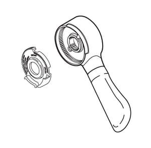 Delta Faucet Lever Handle Kit DRP51306
