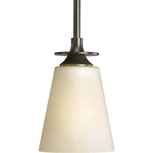 Progress Lighting Cantata 1 Light Mini Pendant Forged Bronze PP513977
