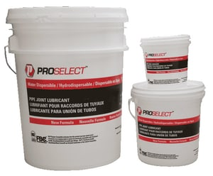 PROSELECT® Pipe Joint Lubricant NSF SV PSLUBQT