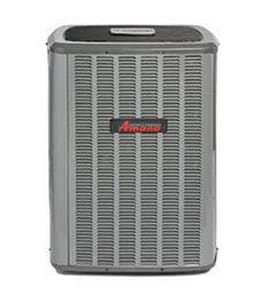 Amana HVAC ASX14 Series 14 SEER 1/8 hp Single-Stage R-410A Split-System Air Conditioner AASX140241