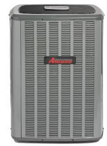 Amana HVAC ASX14 Series Floor Standing Outdoor Split-System Air Conditioner AASX1401