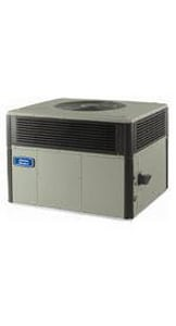 American Standard HVAC 4DCY4 Series 3.5 Ton 14.25 SEER R-410A Dual Fuel Packaged Heat Pump A4DCY4042A1096A