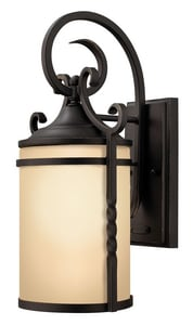 Hinkley Lighting 60 W 1-Light Medium in Olde Black H1140OL