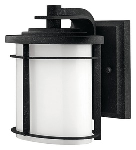 Hinkley Lighting 7-3/10 in. 60W Wall Mount Medium Lantern H1126