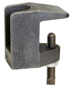 Anvil Galvanized Ductile Iron Wide Throat Beam C Clamp GG94