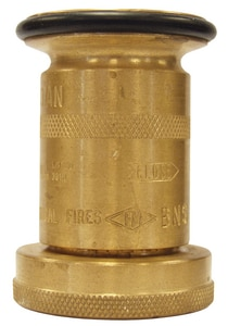 Dixon Valve & Coupling National Standard Thread Brass Industrial Fog Nozzle DBFN150NST
