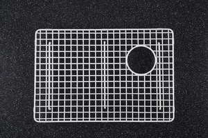 Rohl Wire Sink Grid for RC4019 Kitchen Sink Large Bowl RWSG4019LG