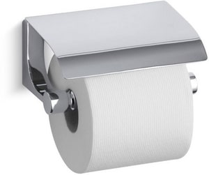 Kohler Loure® Covered Horizontal Toilet Tissue Holder K11584