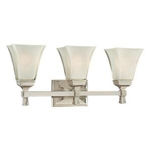 Hudson Valley Lighting Kirkland 3-Light Bath and Vanity Light HUD1173