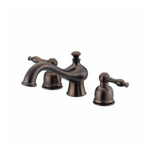 PROFLO® Teapot Double Lever Handle Roman Tub Faucet 3-Piece PF5022
