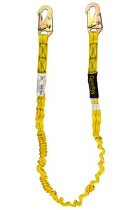 Guardian Fall Protection Adjustable Single Leg Lanyard G11200