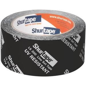 Shurtape LS 300 2 in. x 60 yd. Black Film Line Set Tape S102666