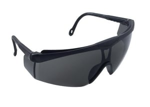 Jackson Safety Safety Glasses with Black Frame J1446