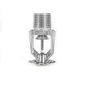 Tyco Fire Suppression & Build 1/2 in. Quick Response Pendant Sprinkler in Black T57371X