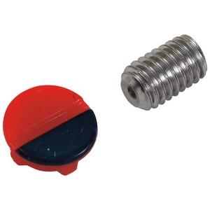 Delta Faucet Grail® Handle Button and Set Screw DRP46391
