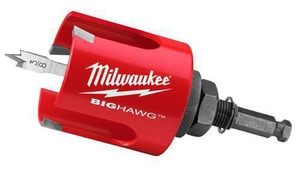 Milwaukee Big Hawg Hole Cutter M49569