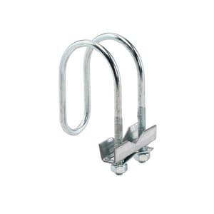 Cooper B-Line 1-1/2 x 1 in. Electro-Galvanized Fast Clamp Sway Brace BY380010014E