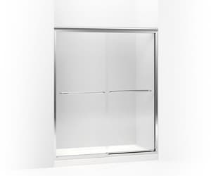 Kohler Fluence® 76 1/2 x 59-5/8 in. Frameless Sliding Shower Door K702217-L