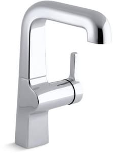 Kohler Evoke® 1-Hole Kitchen Sink Faucet with Single Lever Handle K6335