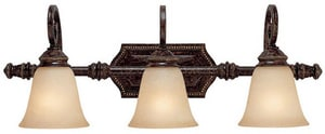 Capital Lighting Fixture Barclay 100 W 3-Light Vanity C1523287