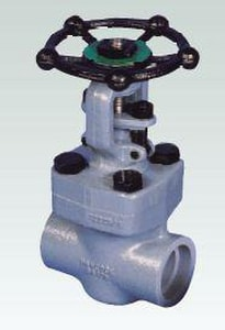 Hancock Valves 800# Forged Steel Socket Gate Valve HA950WK