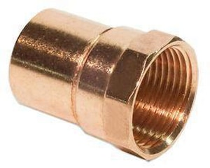 Copper x Female Adapter CF