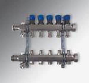 Viega North America Union x FPT Stainless Steel Manifold V157