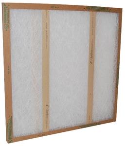 Glasfloss Industries 18 x 18 x 1 in. Fiberglass Air Filter GGDS181