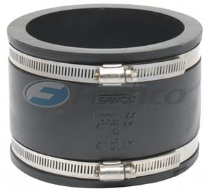 Fernco Clay Flexible Coupling F1001WCRC