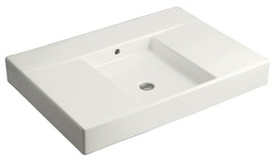Kohler Traverse® 30-1/2 x 21-5/8 in. Vanity Top Lavatory Sink K2955-1