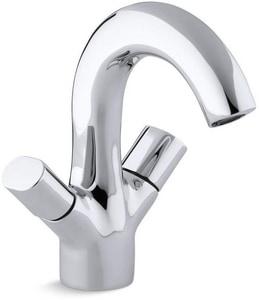 Kohler Oblo® 2-Handle Lavatory Faucet with Knob Handles K10085-9