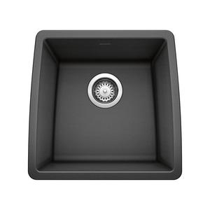 Blanco America Performa™ 17-1/2 x 17 x 9 in. Under-Mount Single Bowl Sink B400
