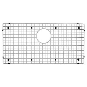Blanco America Wave™ 29-7/16  x 15-7/16 in. Stainless Steel Sink Grid B223192