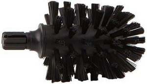 Hansgrohe 2-3/5 in. Replacement Brush for Hansgrohe 40522 and 40835 Toilet Brush H40068000
