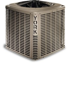 York International 2.5T 14.5 SEER Air Conditioner R410A YCJF30S41S1