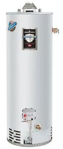 Bradford White Defender Safety System® 50 gal. 36,000 BTU Temperature & Pressure LP Gas Water Heater BMI5036FSX700