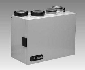 Fantech 56 cfm Heat Recovery Ventilator FVHR704