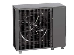International Comfort Products R−410A Ducted Horizontal Air Conditioner 13 SEER 2T IHC4A324AKA