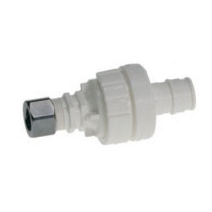 Uponor North America ProPEX EP Straight Stop Valve UQ4935038
