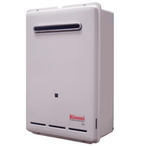 Rinnai 5.3 GPM Resistant Exterior Tankless Water Heater RV53E