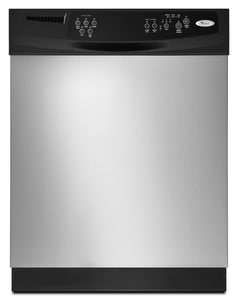 Whirlpool 23-7/8 in. 56dB Tall Tub Height Compliant Dishwasher WGU3100XTV